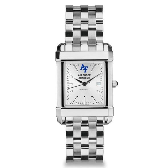 Air Force Academy Men's Collegiate Watch w/ Bracelet - Image 2