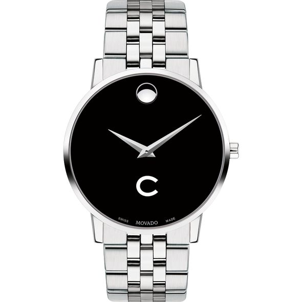 Colgate University Men's Movado Museum with Bracelet - Image 2