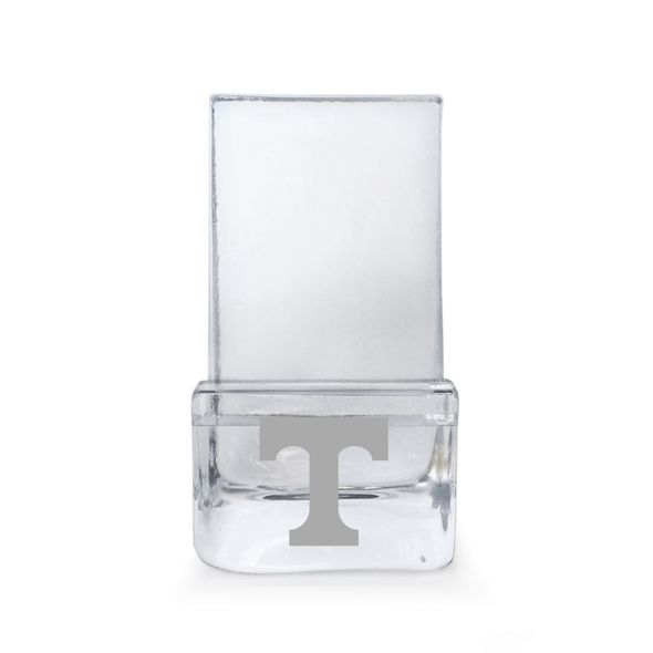 Tennessee Glass Phone Holder by Simon Pearce - Image 1