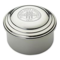 Florida State Pewter Keepsake Box