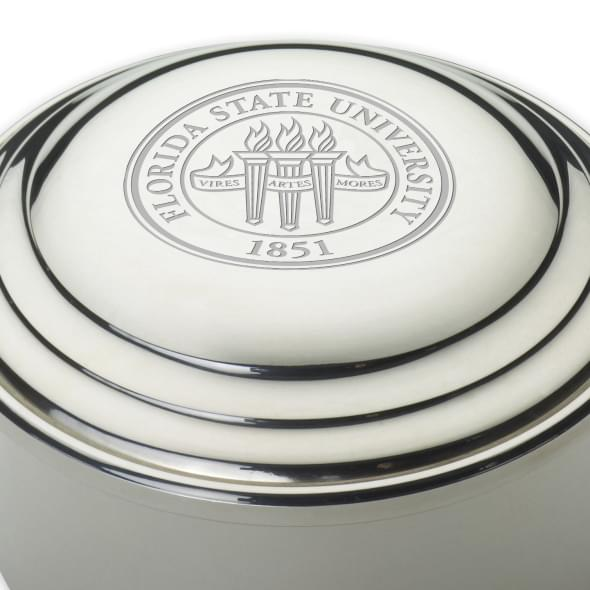 Florida State Pewter Keepsake Box - Image 2