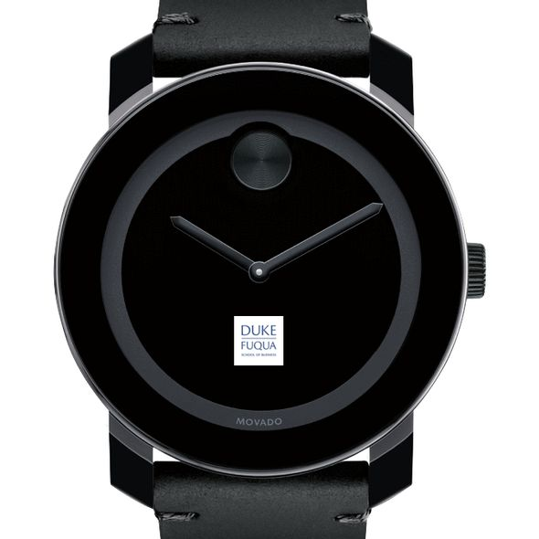 Duke Fuqua Men's Movado BOLD with Leather Strap