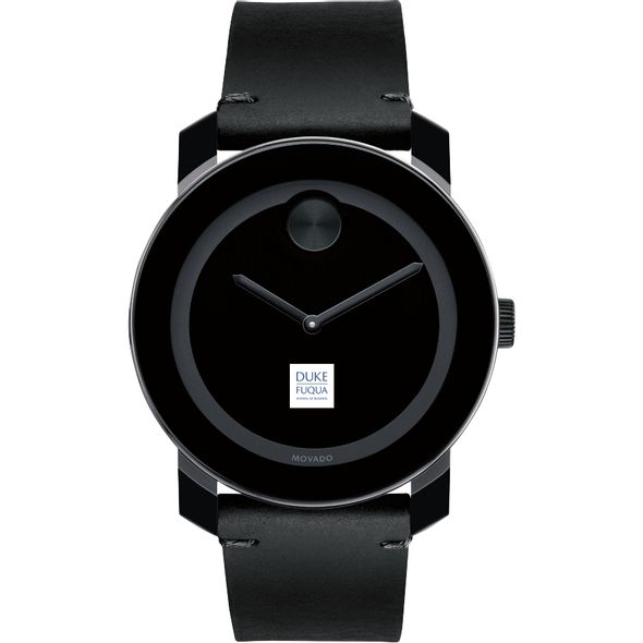 Duke Fuqua Men's Movado BOLD with Leather Strap - Image 2