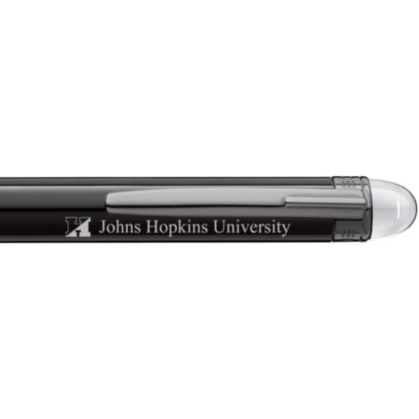 Johns Hopkins University Montblanc StarWalker Ballpoint Pen in Ruthenium - Image 2