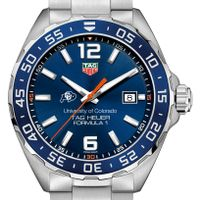 Colorado Men's TAG Heuer Formula 1 with Blue Dial & Bezel
