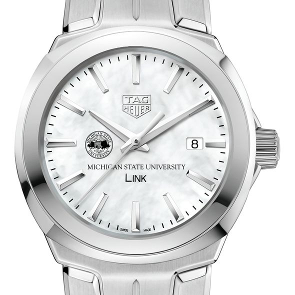Michigan State University TAG Heuer LINK for Women - Image 1