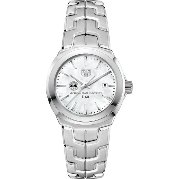 Michigan State University TAG Heuer LINK for Women - Image 2