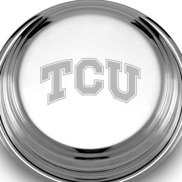 TCU Pewter Paperweight - Image 2