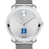 Duke University Women's Movado Stainless Bold 36