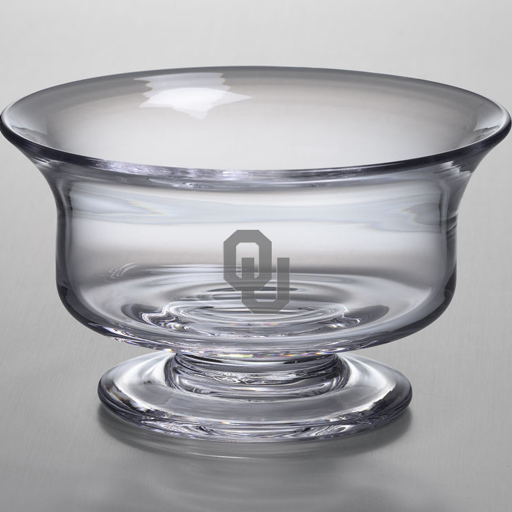 Oklahoma Small Revere Celebration Bowl by Simon Pearce - Image 2