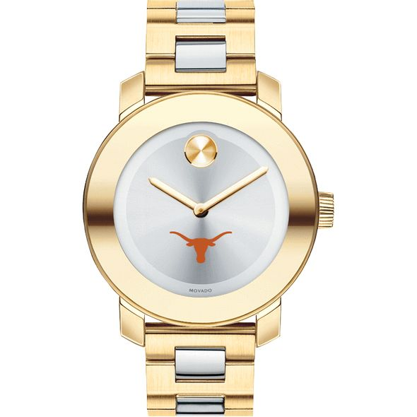 University of Texas Women's Movado Two-Tone Bold - Image 2