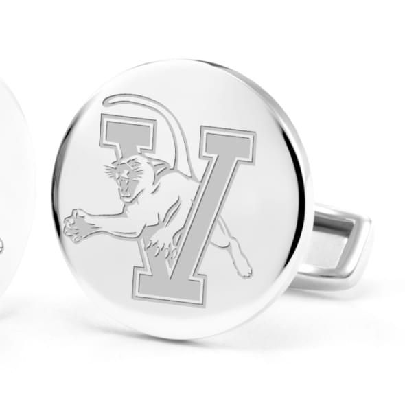 University of Vermont Cufflinks in Sterling Silver - Image 2