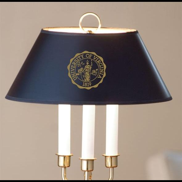 University of Virginia Lamp in Brass & Marble - Image 2