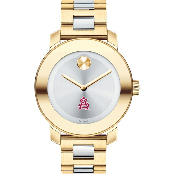 Arizona State Women's Movado Two-Tone Bold - Image 2