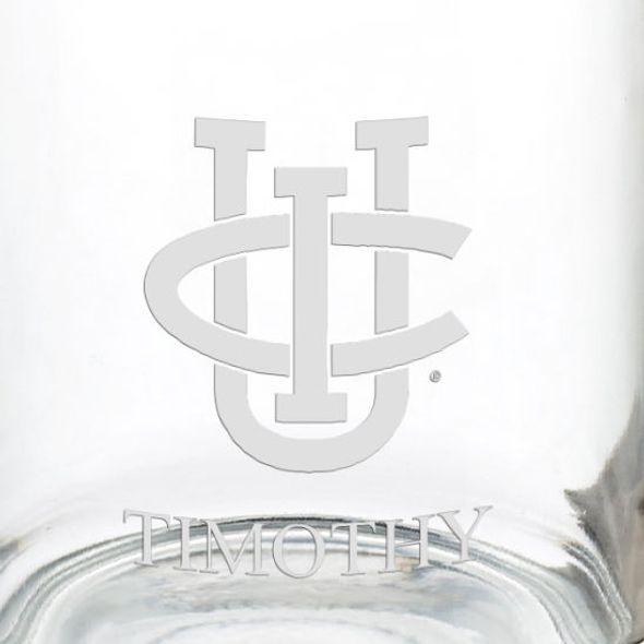 University of California, Irvine 13 oz Glass Coffee Mug - Image 3