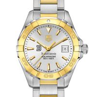 Bucknell Women's TAG Heuer Two-Tone Aquaracer