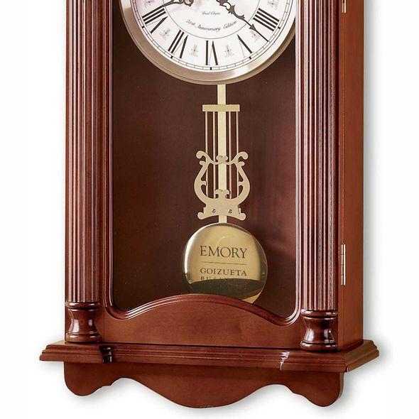 Emory Goizueta Howard Miller Wall Clock - Image 2