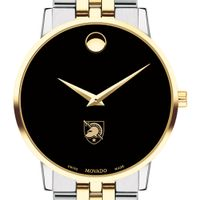 West Point Men's Movado Two-Tone Museum Classic Bracelet