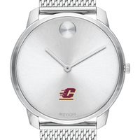 Central Michigan University Men's Movado Stainless Bold 42