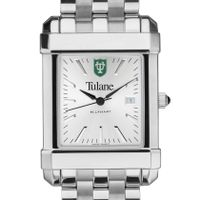 Tulane Men's Collegiate Watch w/ Bracelet