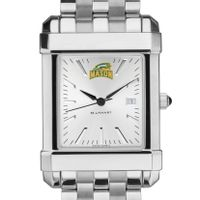 George Mason University Men's Collegiate Watch w/ Bracelet