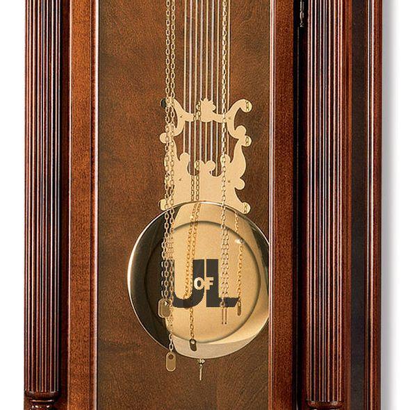 University of Louisville Howard Miller Grandfather Clock - Image 2
