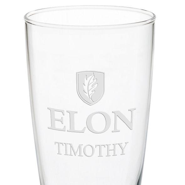 Elon 20oz Pilsner Glasses - Set of 2 - Image 3