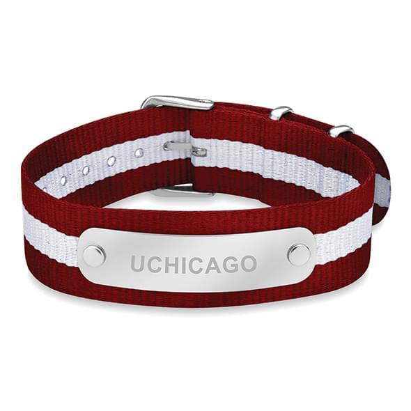 Chicago NATO ID Bracelet