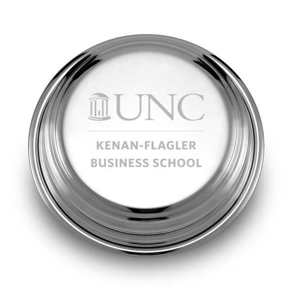 UNC Kenan-Flagler Pewter Paperweight