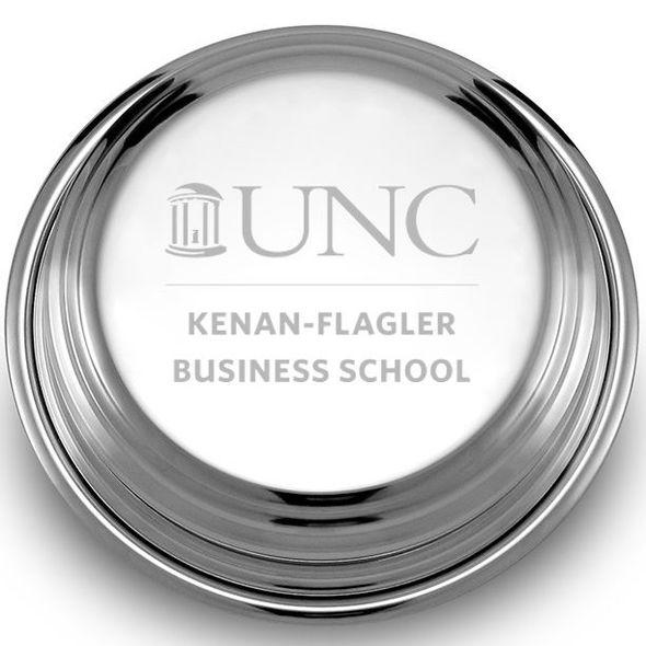 UNC Kenan-Flagler Pewter Paperweight - Image 2