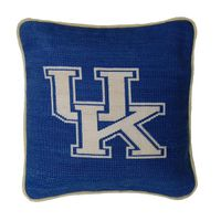 Kentucky Handstitched Pillow