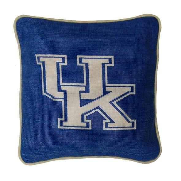 Kentucky Handstitched Pillow