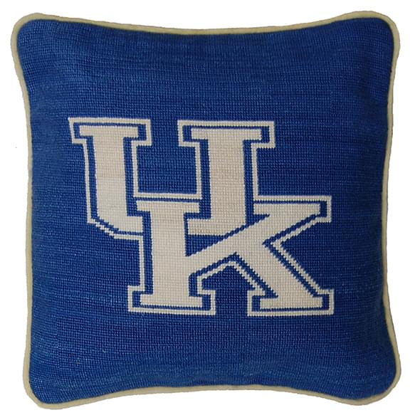 Kentucky Handstitched Pillow - Image 2
