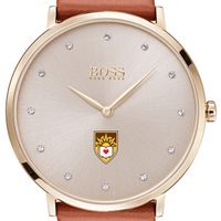 Lehigh University Women's BOSS Champagne with Leather from M.LaHart