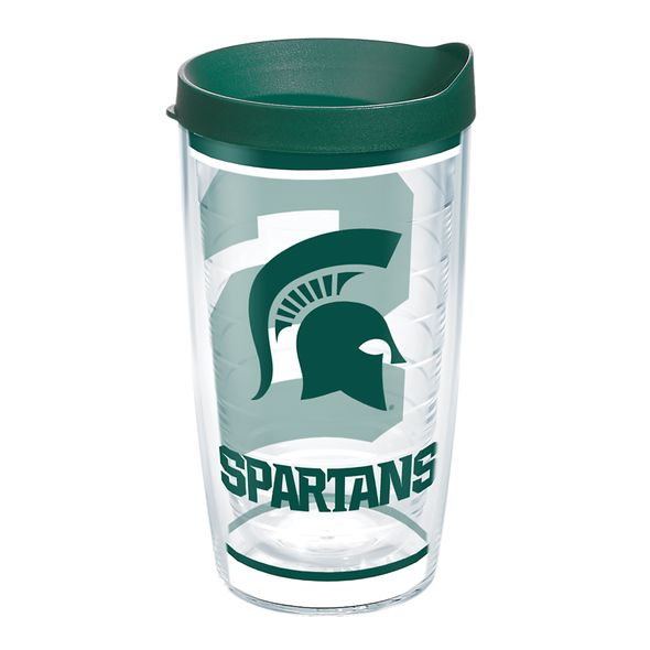 Michigan State 16 oz. Tervis Tumblers - Set of 4