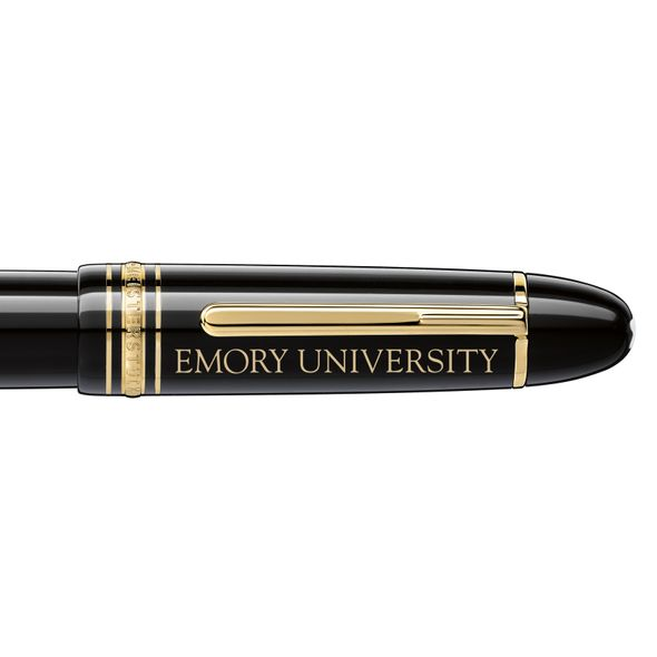 Emory Montblanc Meisterstück 149 Fountain Pen in Gold - Image 2