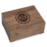 Penn State University Solid Walnut Desk Box