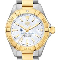 Creighton TAG Heuer Two-Tone Aquaracer for Women