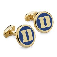 Duke Enamel Cufflinks