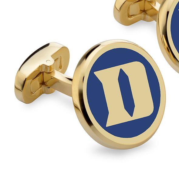 Duke Enamel Cufflinks - Image 2