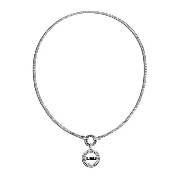 LSU Amulet Necklace by John Hardy with Classic Chain - Image 1