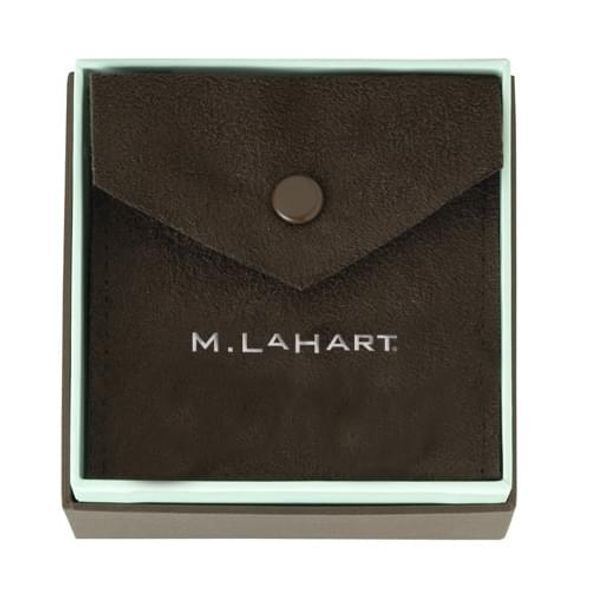 Harvard Sterling Silver Insignia Key Ring - Image 4