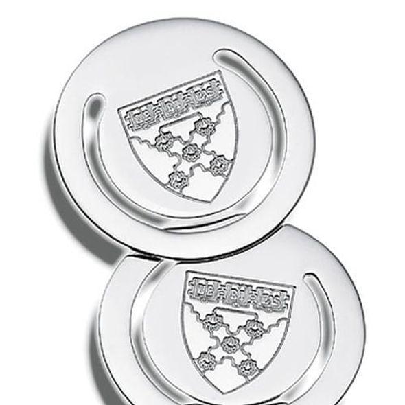 Harvard Business School Sterling Silver Bookmark