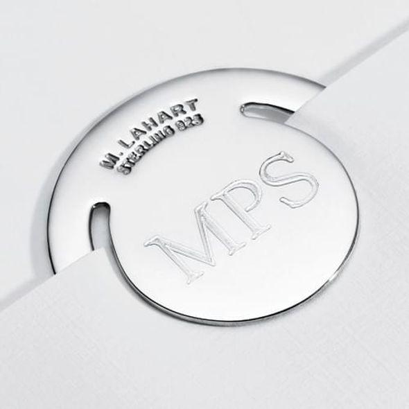 Harvard Business School Sterling Silver Bookmark - Image 3