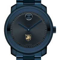 US Military Academy Men's Movado BOLD Blue Ion with Bracelet