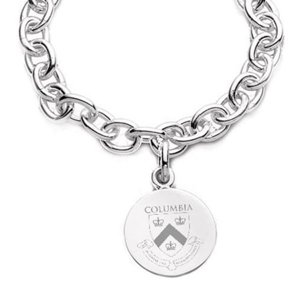 Columbia Sterling Silver Charm Bracelet - Image 2