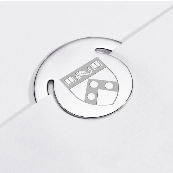 Penn Sterling Silver Bookmark