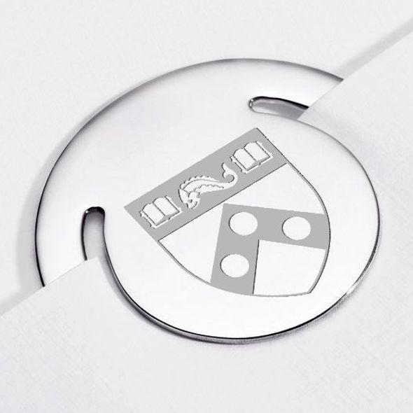 Penn Sterling Silver Bookmark - Image 2