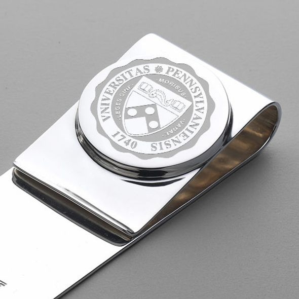Sterling Silver Money Clip - Image 2