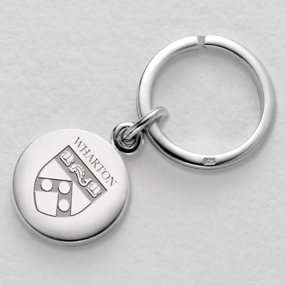 Wharton Sterling Silver Key Ring